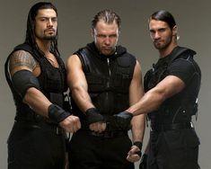 Wwe Roman Reigns, Roman Reigns Shield, Roman Reigns Wrestling, Wwe Superstar Roman Reigns, The Wyatt Family, Roman Reigns Dean Ambrose, The Shield Wwe, Wwe Champions, Steve Austin