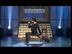 """Chris D'Elia on """"Live Nude Comedy"""""""