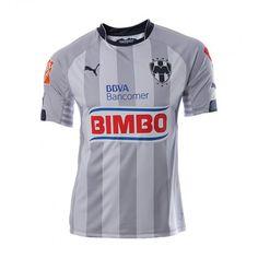 Adquiere el nuevo jersey de Portero Rayados Puma para la temporada 2014- 2015. Apoya a tu equipo En la vida y en la cancha con el Jersey Monterrey Rayados de Visitante vive y vibra cada partido como Jonathan Orozco y viste como el gran portero de la pandilla. Puma #SomosRayados.