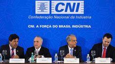 INFORMATIVO GERAL: Reunião de Temer com CNI  sugerem jornada de 12h e...