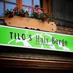 Tilo's Hair Berge   31 haarsträubende Friseurnamen