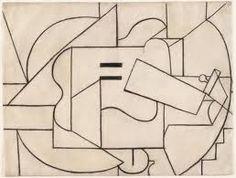 Pablo Picasso - Guitar, Paris, December 1912 or later Picasso Guernica, Kunst Picasso, Art Picasso, Picasso Paintings, Abstract Paintings, Oil Paintings, Painting Art, Pablo Picasso Quotes, Pablo Picasso Drawings