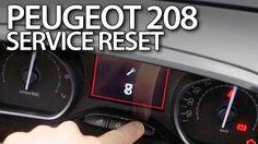 #Peugeot 208 reset service reminder spanner #cars #maintenance #peugeot208