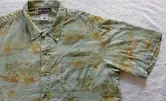 Hawaiian Shirts: Columbia