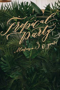 Tropical party Buro LeMar Belgorod Russia