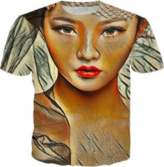 Check out my new product https://www.rageon.com/products/asian-beauty-acrylic-portrait-art on RageOn!