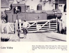 Posts about Culm Valley Light Railway written by John D Liverpool Docks, Disused Stations, Steam Railway, Valley Road, Train Times, British Rail, Old Trains, Great Western, Thomas The Tank