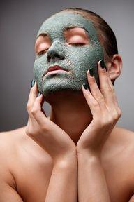 JAFRA Skin Care& Spa! Mud Mask.