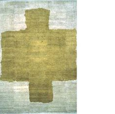 KATE BLEE  hand-knotted rug
