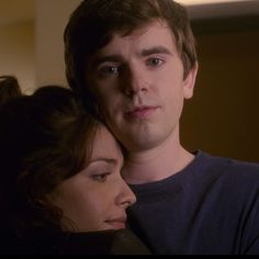 freddie highmore in the good doctor lea and shaun