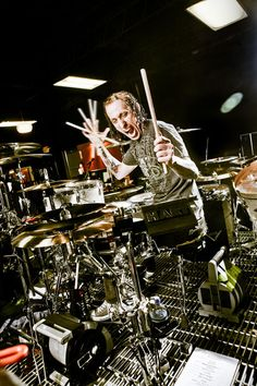 Morgan Rose Sevendust one of the best live drummers I've ever seen hands down!!!