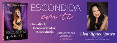 Sinfonia dos Livros: Novidade TopSeller | Escondida em Ti | Lisa Renee ...