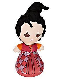 Mary Sanderson Inspired Plush Doll or Ornament
