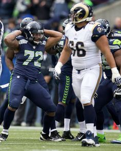 "Michael Bennett sack dance:  ""Two angles from heaven with chocolate pouring down.""  Say what, bro?"