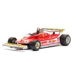 Ferrari 312 T4 Jody Scheckter 1979 1:43 IXO
