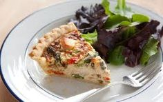 Easy/healthy Quiche Recipe by TheHealthNut | iFood.tv