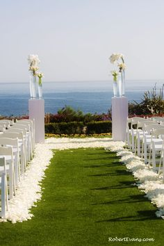 Montage Resort, Laguna Beach. I was to get married here so badly, just to have that view!