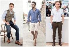 inspirations casual chic homme