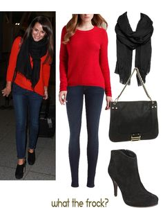 What the Frock? - Affordable Fashion Tips, Celebrity Looks for Less: Celebrity Look for Less: Lea Michele Style
