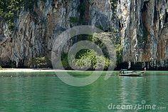 Photo about Rock island in Andaman Sea Thailand. Image of colors, andaman, cruise - 31730371 Image Rock, Images Of Colours, Rock Island, Cruise, Thailand, Sea, Colors, Nature, Naturaleza