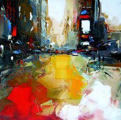 Daniel Castan: Painting