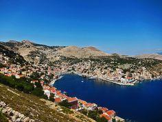 Gialos Harbor, Symi by mmmyoso, via Flickr