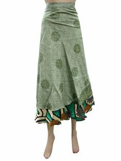 Wrap Skirt Vintage Sari Ethnic Printed Reversible Two Layer Long Sarong Dress Mogul Interior,http://www.amazon.com/dp/B00HSYWZ36/ref=cm_sw_r_pi_dp_xhw0sb1WJ3P0GVEG