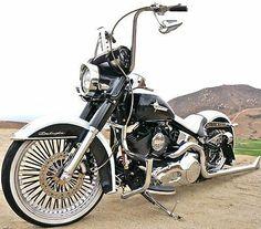 cholo style harleys | price $ 15200 make harley davidson model softail condition used ...