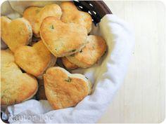 herbed olive oil biscuits