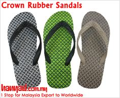Visit- http://www.hanyaw.com.my/Products/Crown_Rubber_Sandals_CH-705E.html