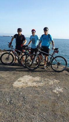Panamá pedaleando biking