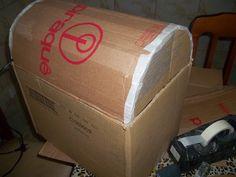 Bendito Lixo - Artesanato Reciclado: Dezembro 2014