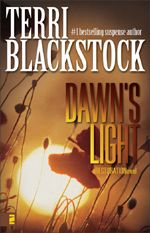 "Dawn's Light, 4th and last book in the ""Restoration Series""  All four books in this series are great reads!  I highly recommend them."