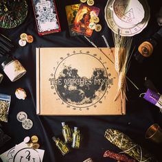 We have so many new and exciting things coming to The Witches Moon! (Previously well known as The Moon Box). We promise to surpass your expectations in 2018, helping to bring your intentions into fruition. Join us as we enhance our lives with the beauty of Magick through Witchcraft.  #witch #witchy #witchcraft #witchesmoon #instawitch #wicca #wiccan #pagan #paganism #neopaganism #metaphysical #occult #liveauthentic #subscriptionbox #subscription #tarot #crystals #newage #growth #2018
