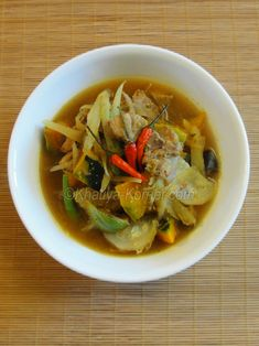 It's time.. to start cooking Khmer food!  Awesome website with authentic Cambodian recipes and videos :-)