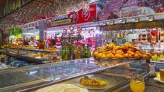 Desayuno latinoamericano en el Mercado de las Maravillas de Madrid by PVillegas