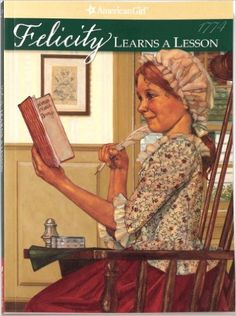 Felicity Learns A Lesson (American Girl (Quality)): Valerie Tripp: 9781562470074: Amazon.com: Books