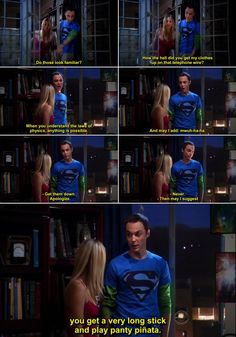 The Big Bang Theory Quotes. This is my favorite episode!