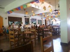 La Choza 10th Avenida Between Rosada Salas And 3rd Cozumel Mexico Trip Advisor