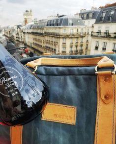 When in #Paris drink some #champagne  Thanks @crxtra1 for the shot of your #weekender #surprise birthday gift!