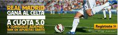 el forero jrvm y todos los bonos de deportes: betfair Real Madrid gana Celta cuota 5 liga 26 abr...