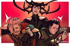 "563 Likes, 1 Comments - @marvel_sherlock on Instagram: "" #hela #thor #thorodinson #loki #lokilaufeyson #fanart #marvel #odin #ragnarok #chrishemsworth…"""