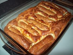 An easy, filling and tasty proper Toad-in-the-hole, the way it should be.