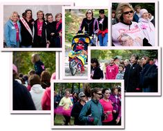Saturday, October 6  Remembrance Run  2012 Schedule of Events         Registration 8:00 - 9:30 am  Breast Health Fair 8:00 - 10:00 am  5K Team Challenge 9am  5k Walk 9:45am  5k Run 10:15am  1-Mile Run/Walk 10:15 am