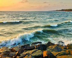 Beauty of Beypore beach #beach #wave #waves #sea #seawalk #beachlife #livethelife #lifeisgood #nature #naturelovers #travelpics #travelingram #kerela #india #incredibleindia #calicut #port #wavesonly #allgood