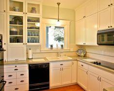 1909 craftsman bungalow kitchen remodel