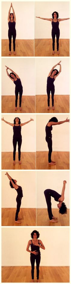 Try this gentle yoga sequence to quietly open your heart, foster a mind to being connection and counter depression.