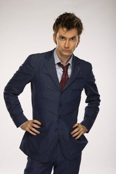 Haven't posted one of The Doctor in a while. You're welcome.