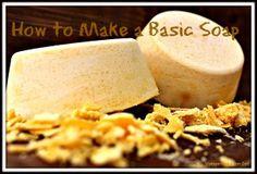 Try it Today! How to Make Basic Soap http://thesurvivalmom.com/make-basic-soap/?utm_campaign=coschedule&utm_source=pinterest&utm_medium=The%20Survival%20Mom%20(Family%20Survival%20%26amp%3B%20Preparedness)&utm_content=Try%20it%20Today!%20How%20to%20Make%20Basic%20Soap