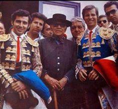 3 Mandones, Rodolfo Gaona, El Cordobes y el Epicentro del Toreo en Mexico Manolo Martinez